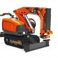 DXR 250 multifunctionele bulldozer blades