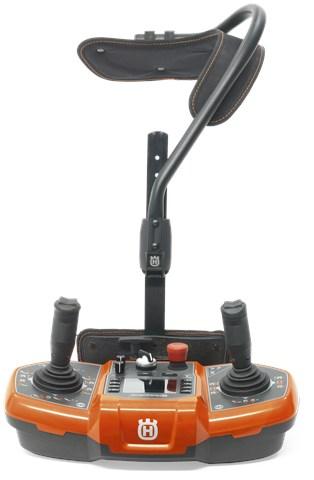 DXR 250 ergonomische afstandsbediening
